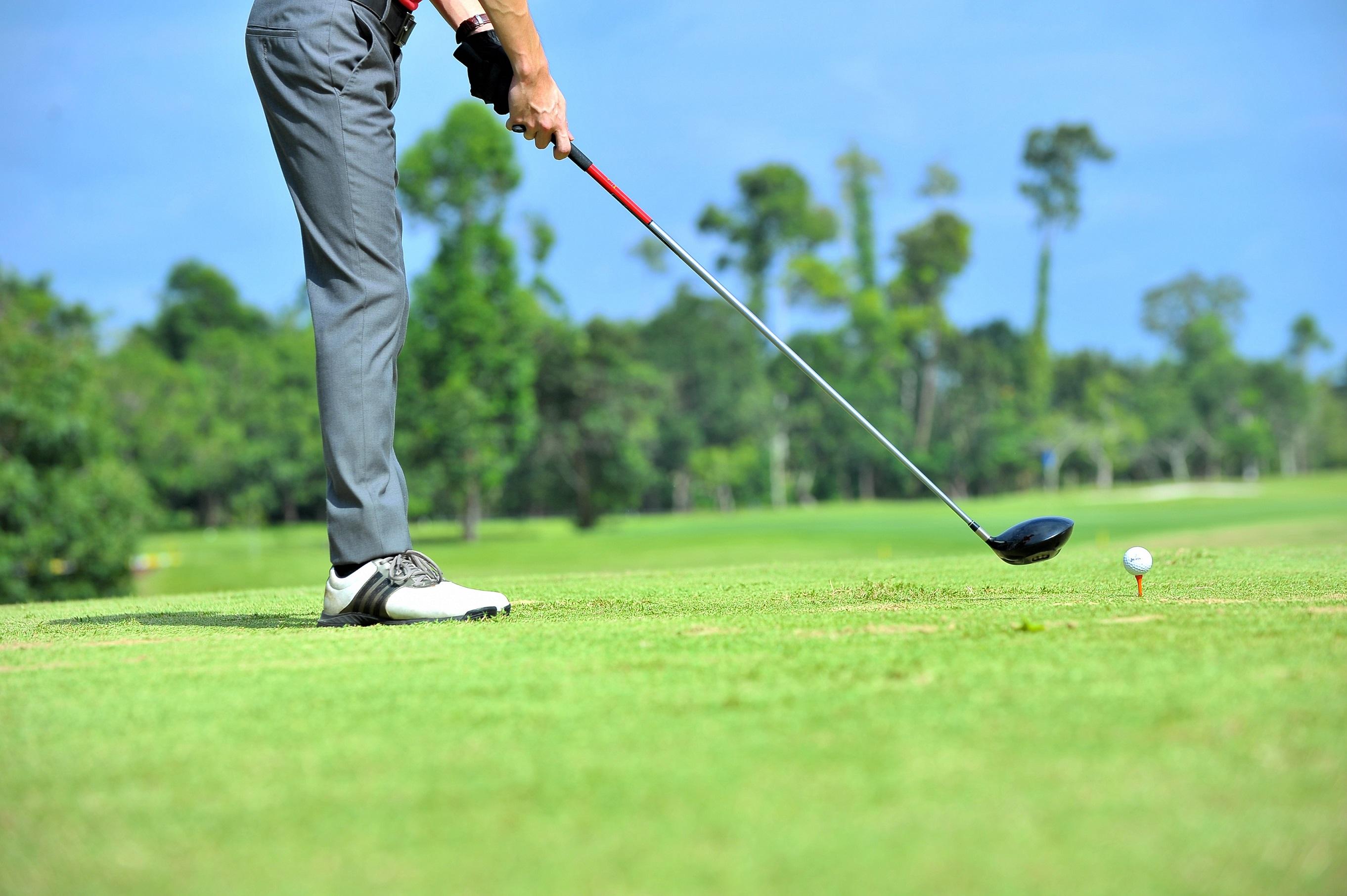 1人ゴルフ